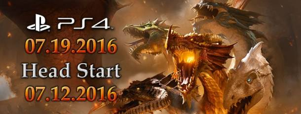 Neverwinter Launching for Playstation 4