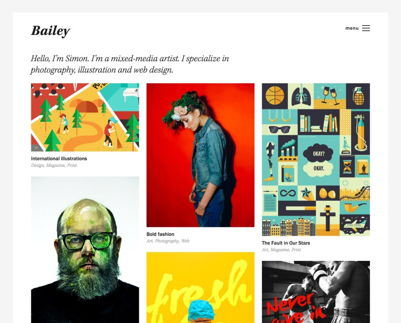 Szablony na bloga WordPress od The Theme Foundry