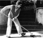 Jo Hanson Sweeping