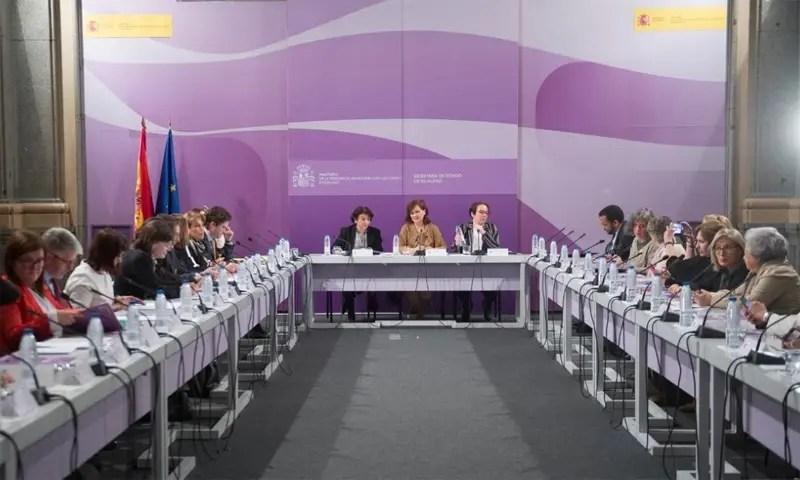 Consejo de Participación de la Mujer