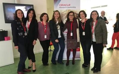 Nos sumamos a la celebración del X Aniversario del Oracle Women Leaders