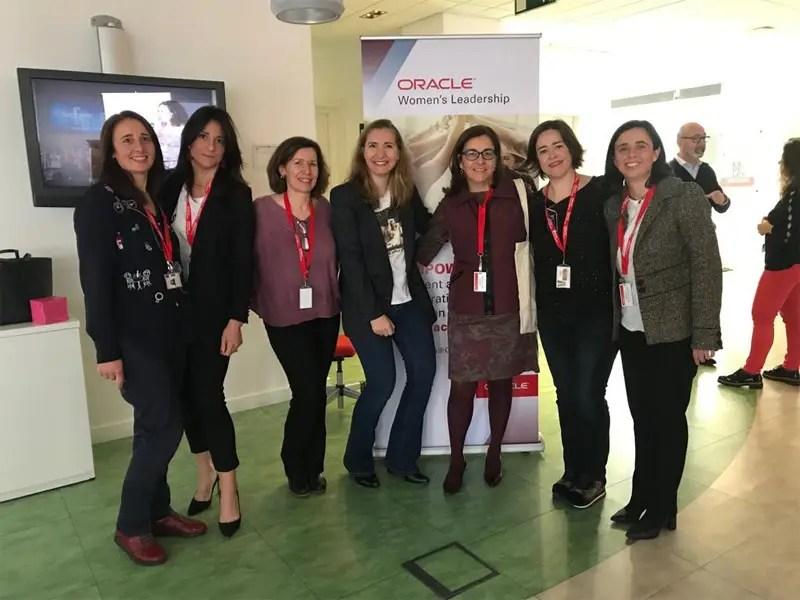 Women Leaders Oracle