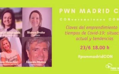 PWN Madrid CON | Claves del emprendimiento en tiempos de Covid-19: situación actual y tendencias