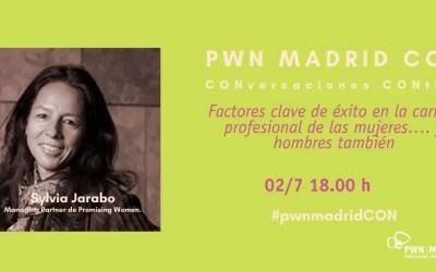 PWN Madrid CON Sylvia Jarabo | Factores clave de éxito en la carrera profesional de las mujeres… y hombres también