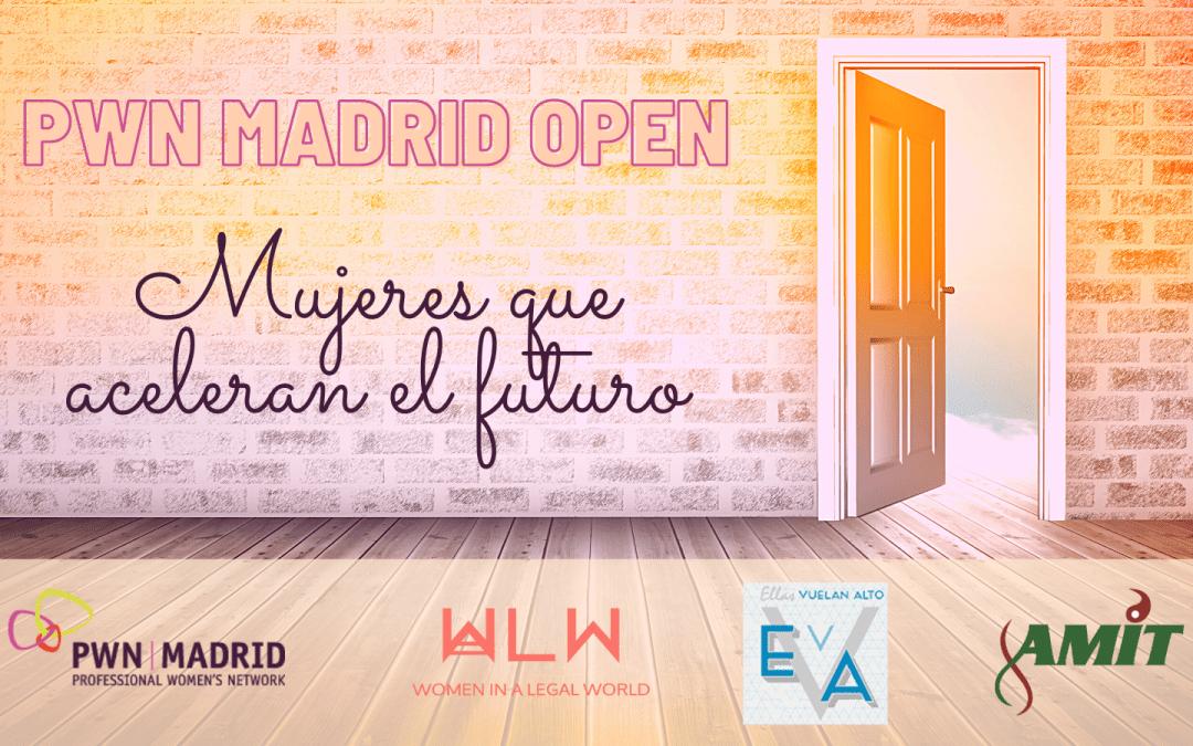 PWN Madrid OPEN: Mujeres que aceleran el futuro