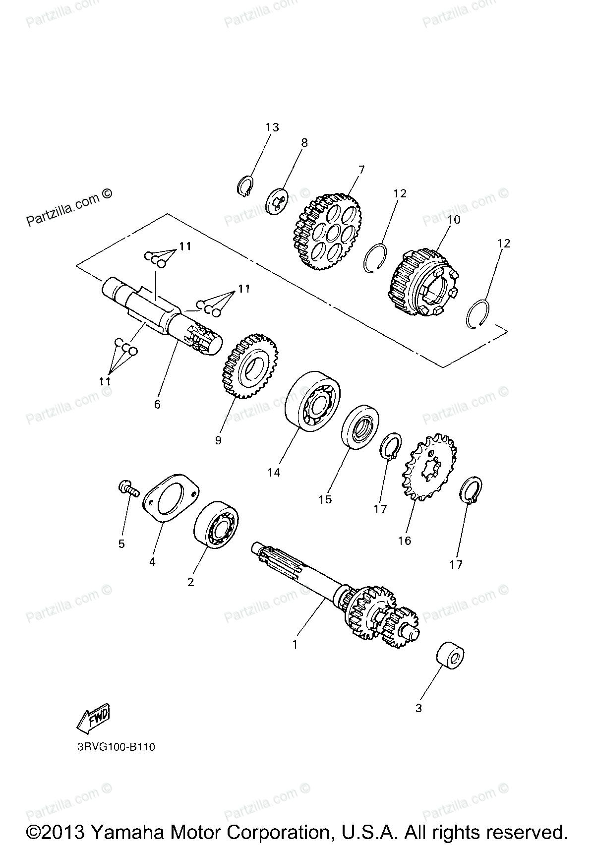 Pw80 High Performance Transmission