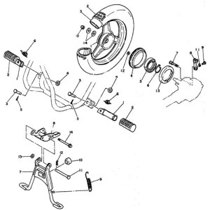 Yamaha 50cc Engine Diagram  Best Place to Find Wiring and