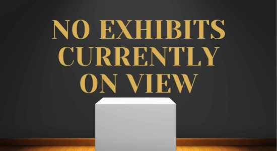 In-house art exhibitions have been postponed until further notice
