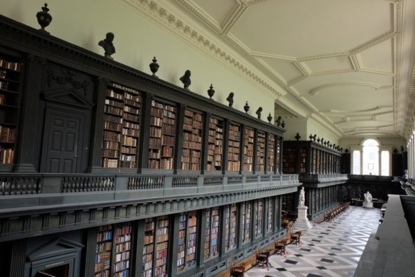 The Codrington Library, All Souls, Oxford