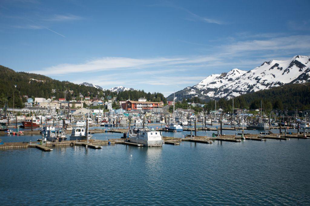 Picture of Cordova Harbor