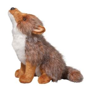 Douglas Rambler Coyote Plush large