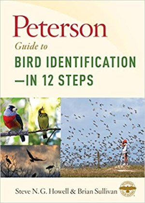 Peterson Bird Identification in 12 Steps Cover
