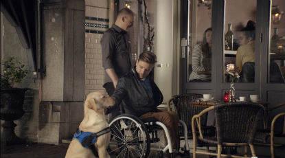 Meedoen in de samenleving met een handicap