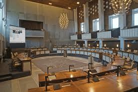 Aanbieding VN-Verdrag Manifest aan nieuwe Provinciale Staten Gelderland
