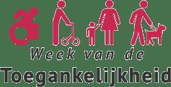Afbeelding van het logo van de Week van de Toegankelijkheid.