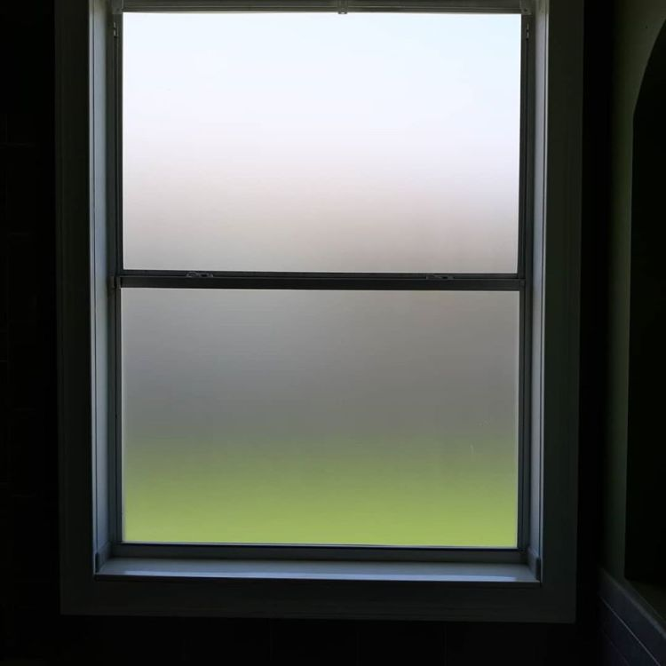 Decorative Frost window film