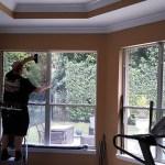 Lake Mary, Florida Installing residential window film