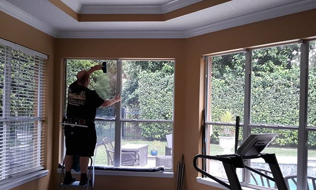 Services. Lake Mary, Florida Installing residential window film . Professional Window Tinting of Central FL LLC