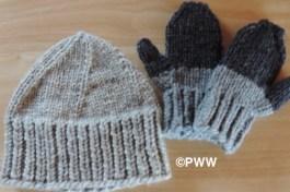 Linda's knit set