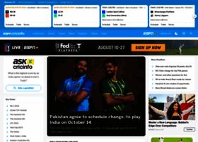 cricinfo.com @ Informe. Check Live Cricket Scores, Match ...
