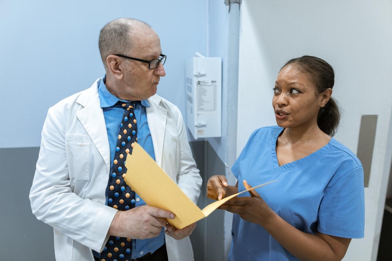 Healthcare Staff & Covid-19 Fallout