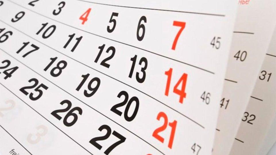 Actualización del Cronograma para el Segundo Semestre (corregido)