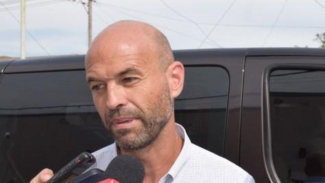 """""""La obra de la Ruta 3 va a ser de primer nivel internacional"""""""