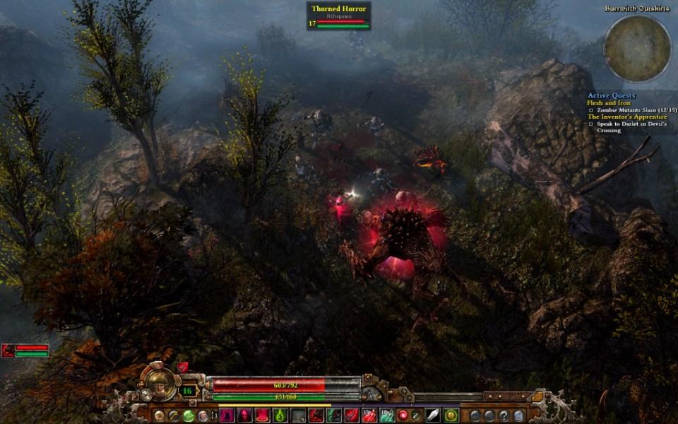 grim dawn screenshot 02