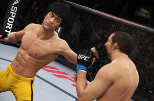 EA Sport UFC Bruce Lee