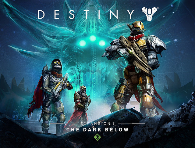Destiny Image Dark Below Tenebres souterraines