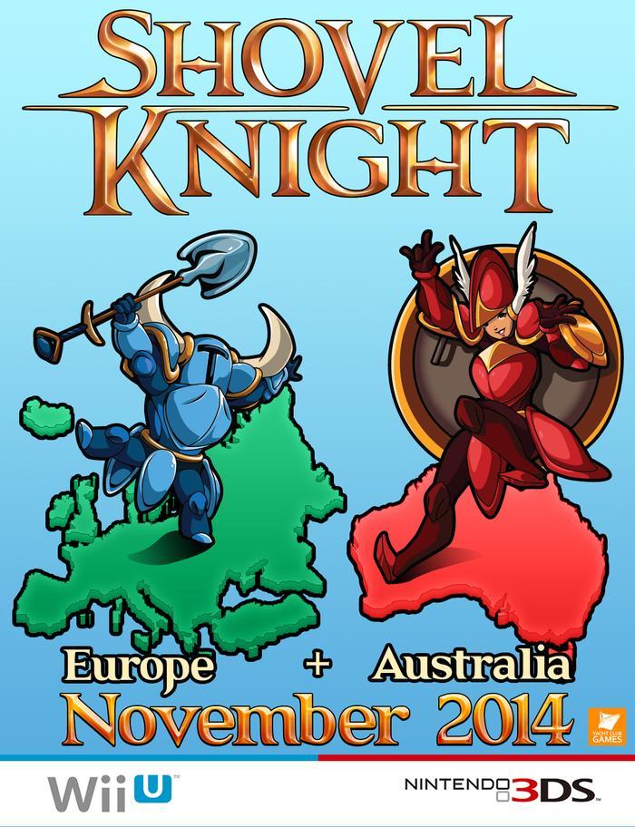 Shovel Knight Image du jeu 3DS Wii U