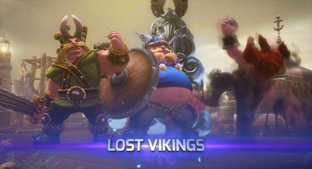 Heroes of the Storm Vikings
