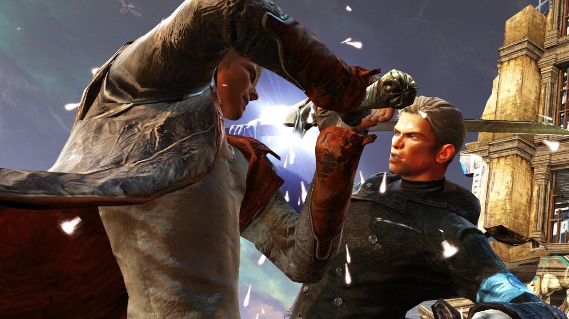 DmC Definitive Edition Image du jeu sur PS4