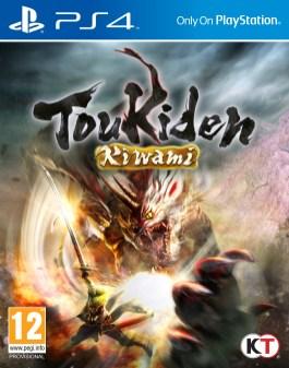 Toukiden Kiwami Jaquette du jeu sur PS4