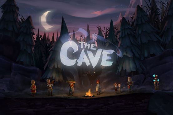The Cave test vidéo