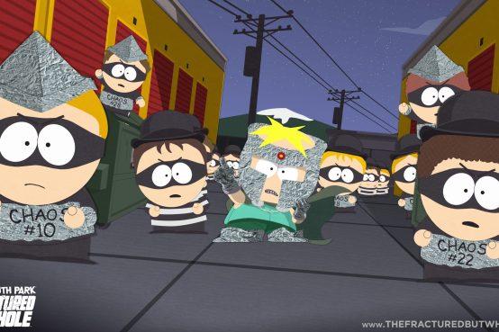 South Park The fractured but whole s'invite et s'annonce à l'E3 2015, voici le trailer