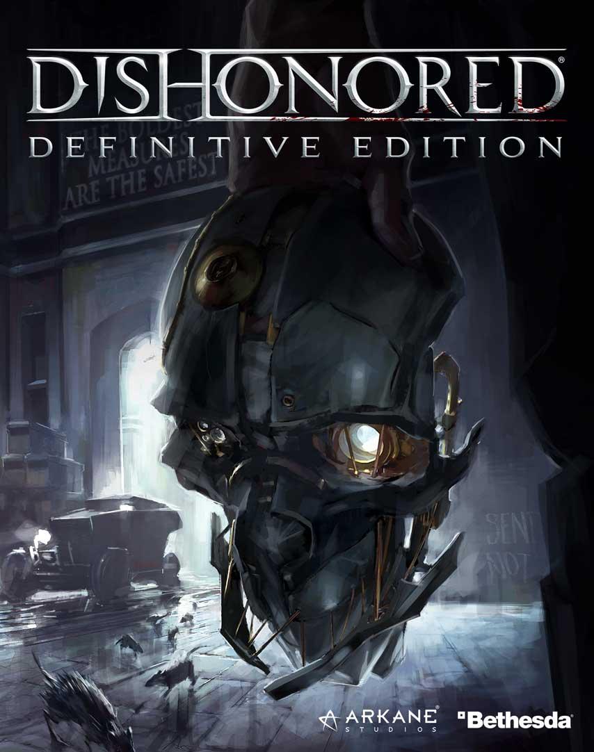 Dishonored Definitive Edition Jaquette du jeu
