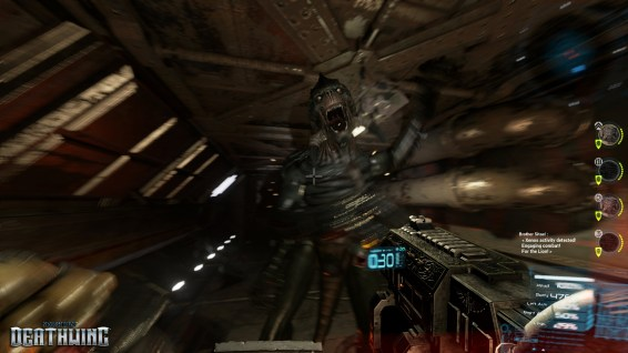 Space Hulk Deathwing screenshot 02