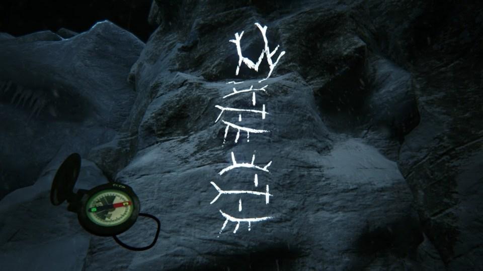 Parfois, vous découvriez des inscriptions sur les murs, mais aussi des coordonnées de lieux à découvrir