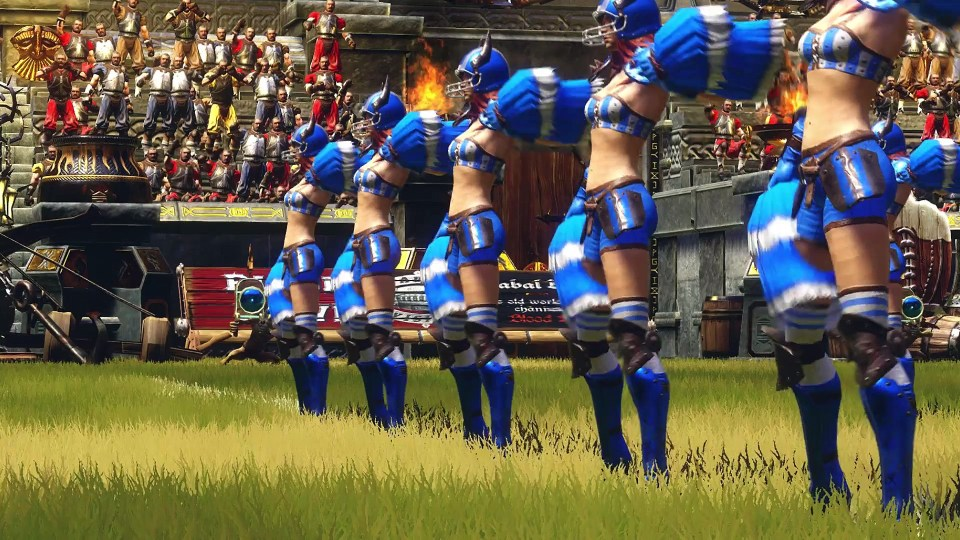 Blood Bowl 2 review critiques tests Xbox One
