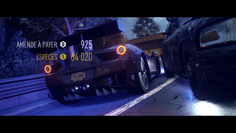 L'IA des flics est proche de 0. Vraiment dommage pour un Need For Speed.