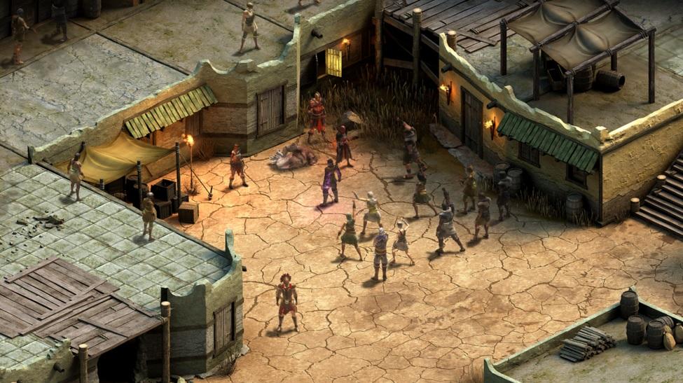 Tyranny Image du jeu