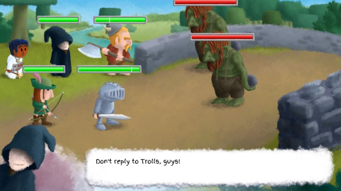Healer's Quest Image du jeu