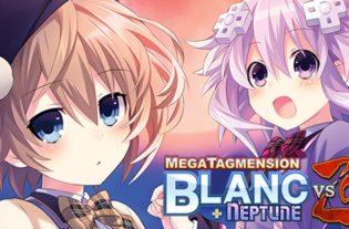 MegaTagmension Blanc+Neptune vs Zombies une