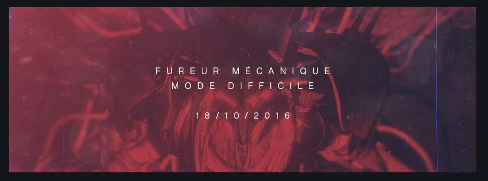 Destiny : la date de sortie du mode difficile du Raid La Fureur Mécanique