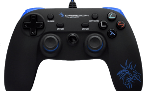 Dragon War Dragon Shock 4 Wired Gamepad | Test