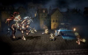 Project Octopath Traveler : un JRPG pour la Switch