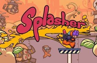 Splasher Test PC