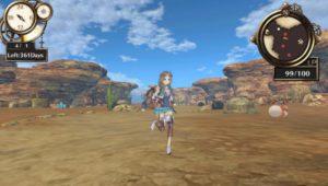 Atelier Firis the alchemist and the mysterious journey exploration