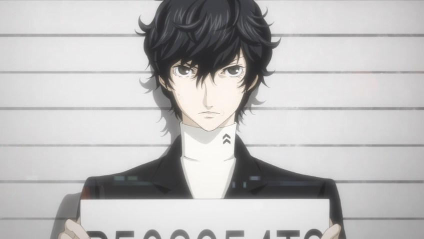 Persona 5 Protagoniste